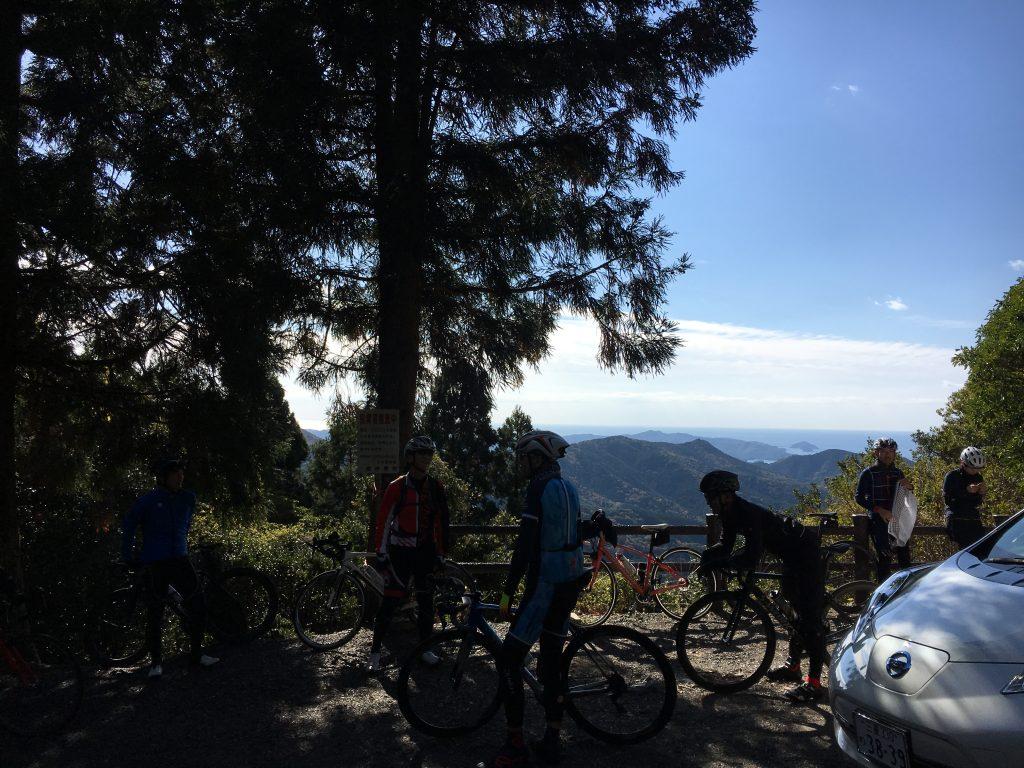 明日朝一は おはようサイクリング!