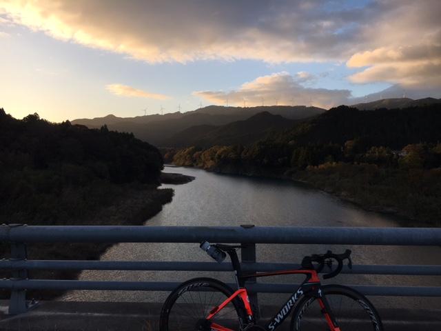 ウッヒョウ〜な「おはようサイクリング!」!
