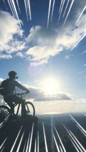 おはようサイクリング!