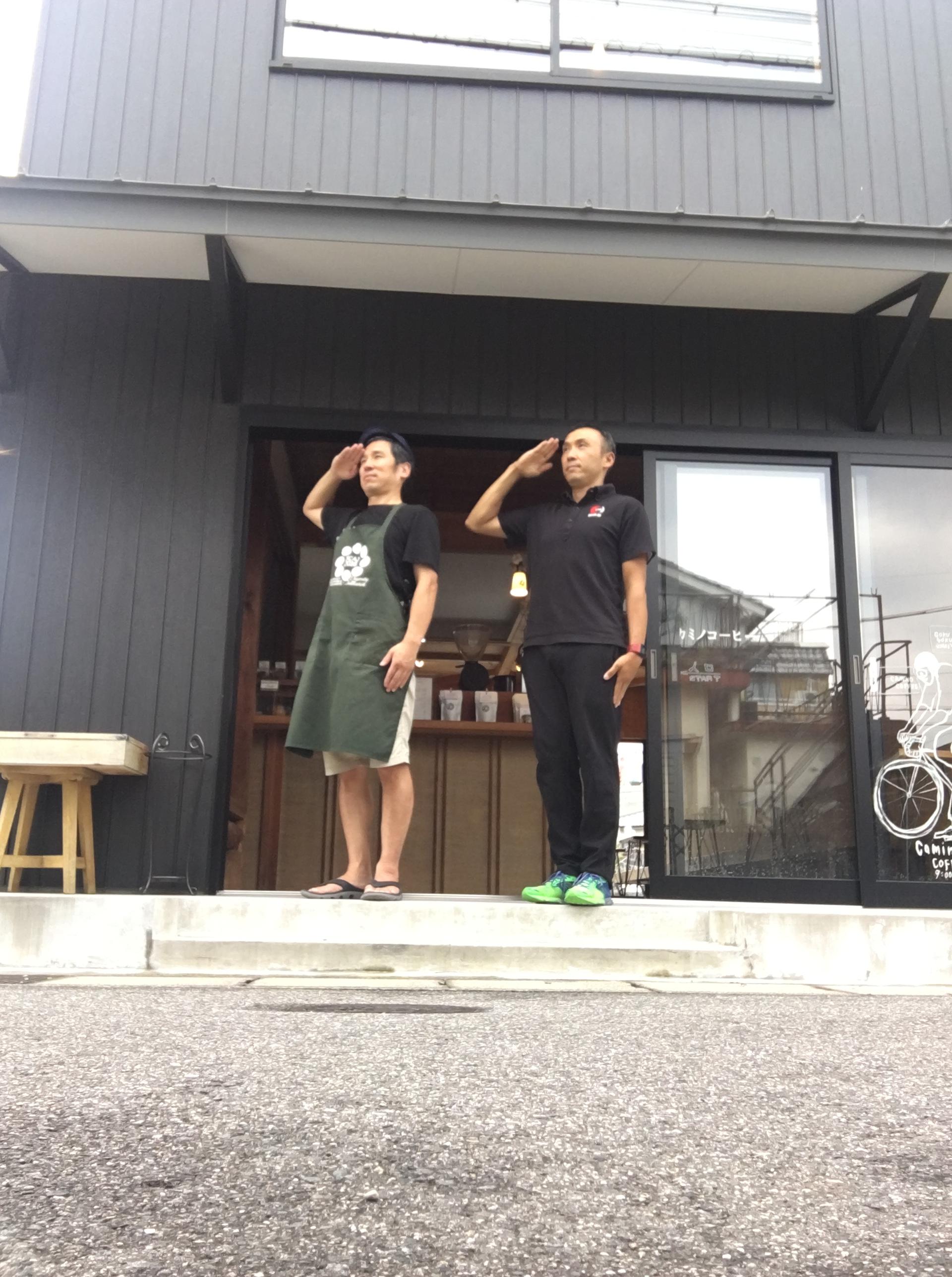 8月のCircle RUN KK&初心者サイクリング!