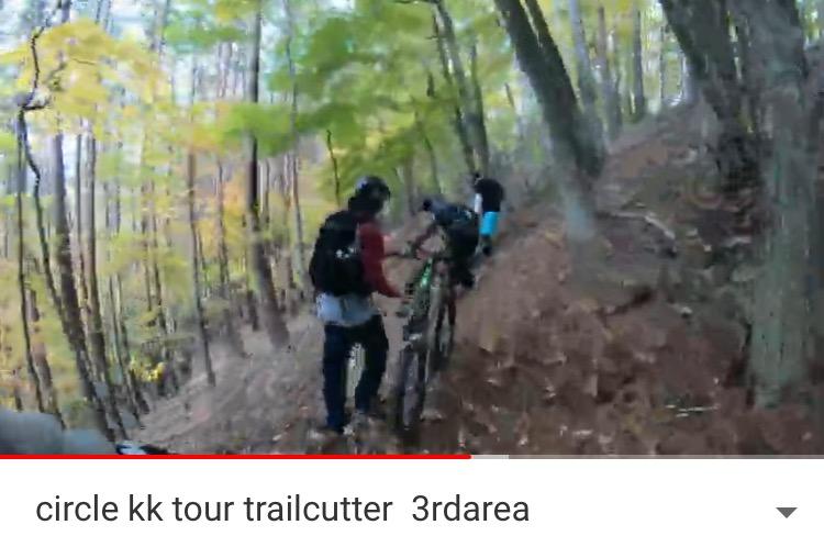 先日の遠征お山サイクリング動画!