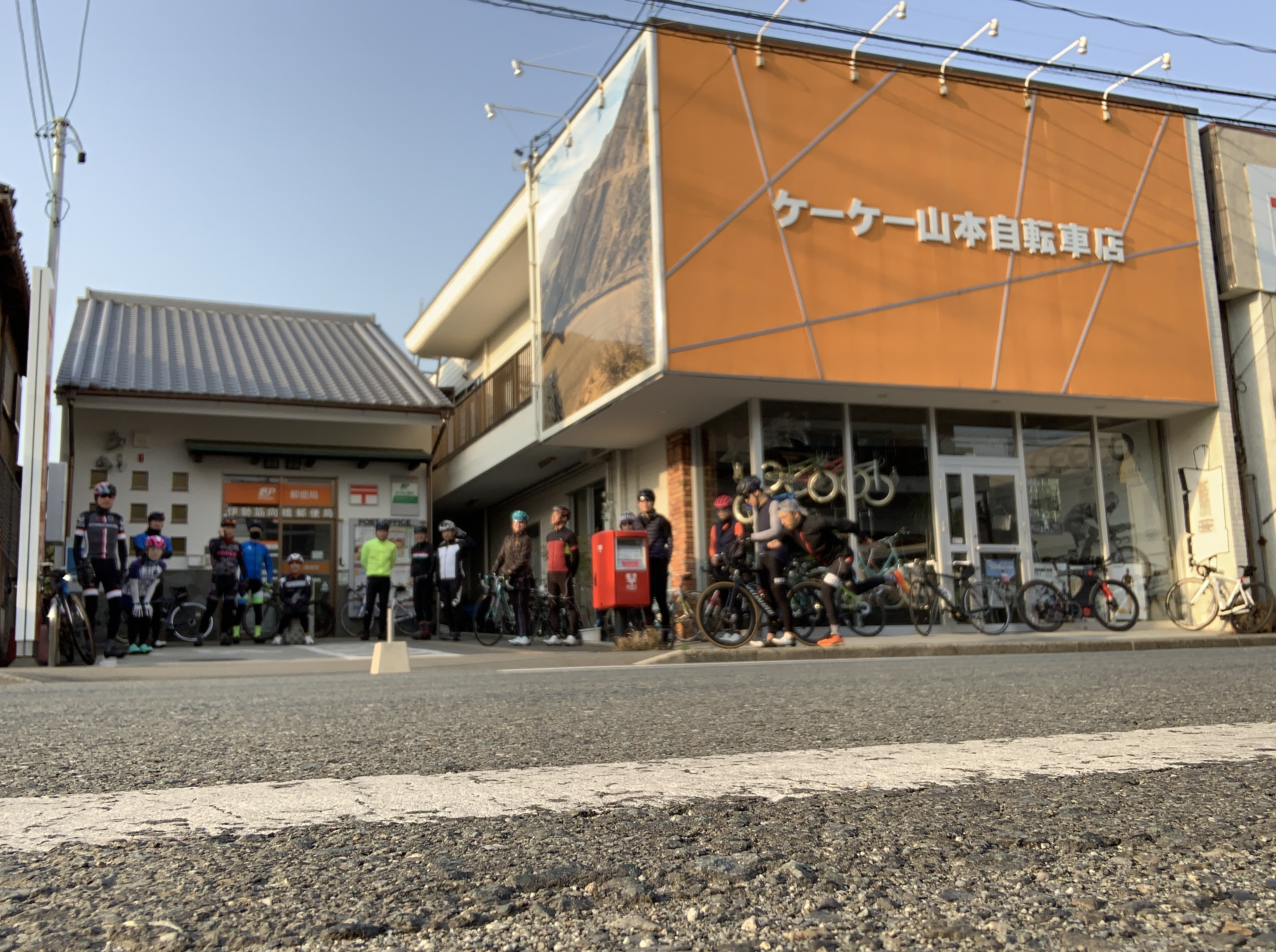 4月の初心者サイクリング「桜イド!」