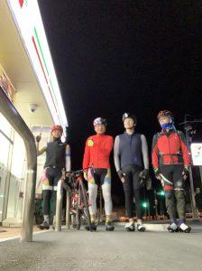 本日は「和歌山ラーメン食べに行きましょ!」サイクリング!