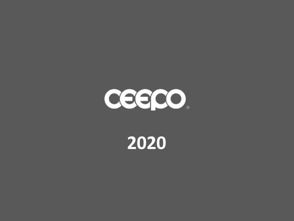 CEEPO2020モデル発表!