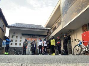 2月の初心者サイクリング!