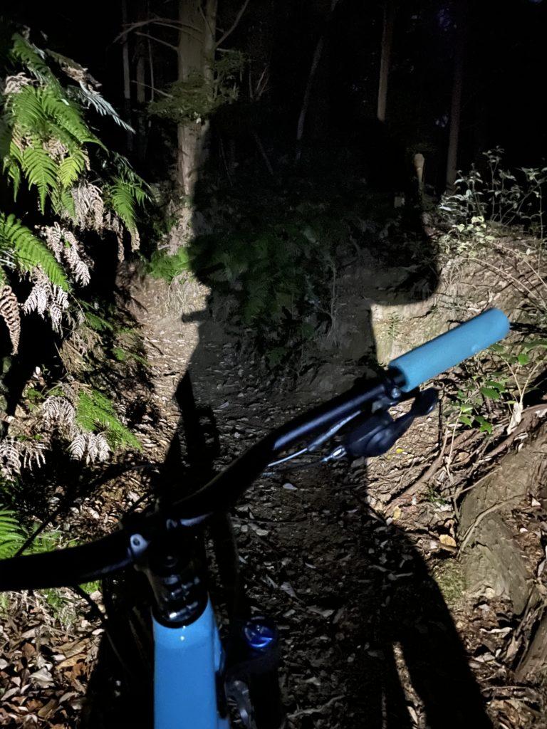 今年ラストのお山サイクリング!