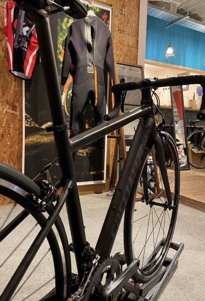 新たな自転車生活スタート!