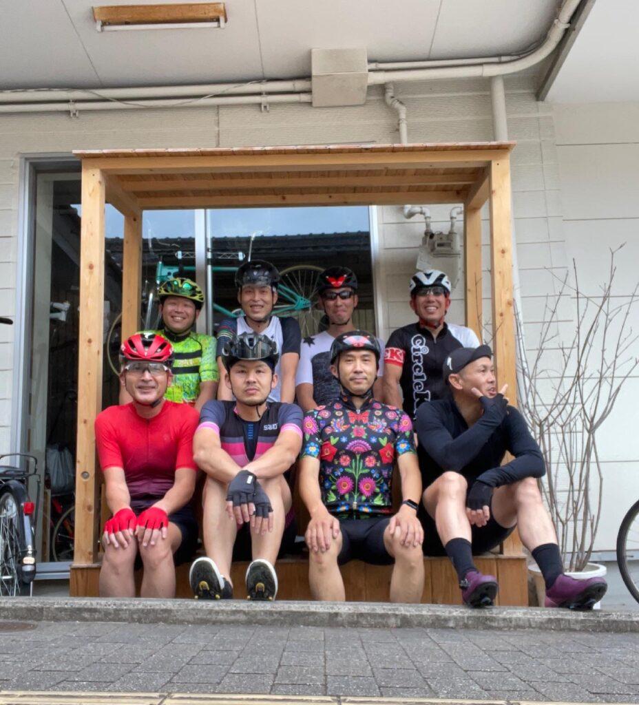 6月のおはようサイクリング!